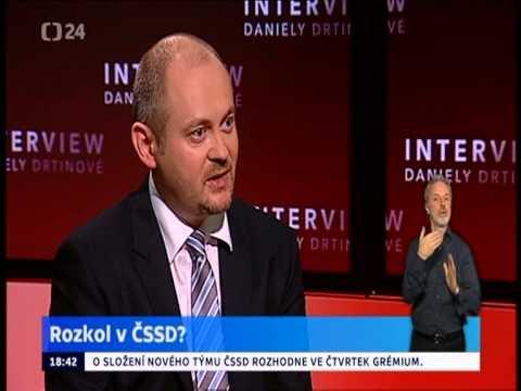 Místopředseda ČSSD Hašek o tajné schůzce u Zemana (29. 10. 2013)