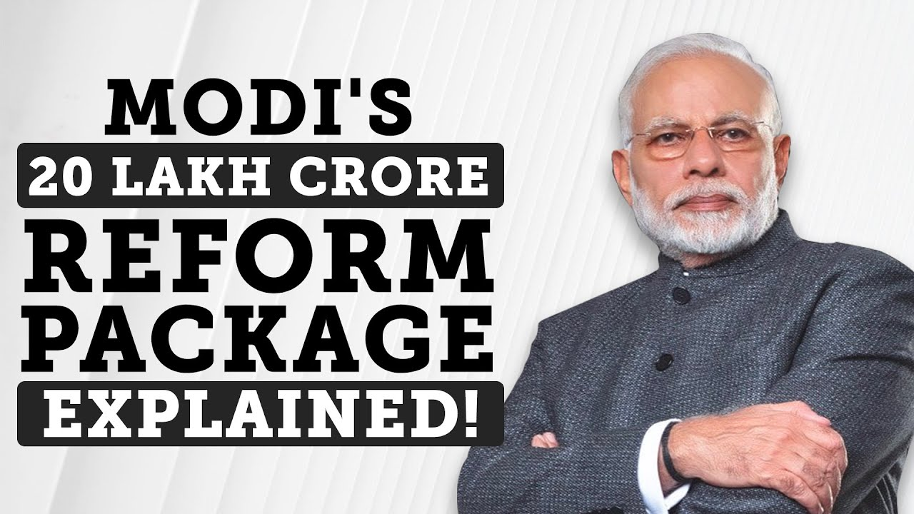 pm modi's rs 20 lakh cr economic package: how much of it is already done, and how much is new spend - the financial express