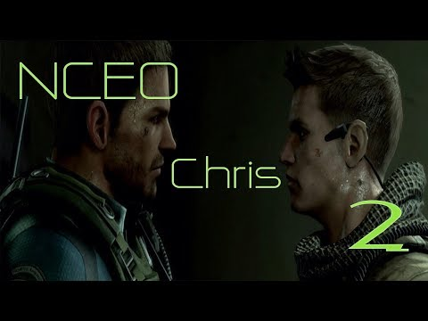[Nceo]-Resident Evil 6 Chris#2 ไอ่ Finn