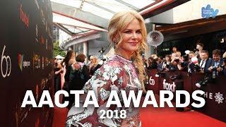 AACTA Awards – Red Carpet