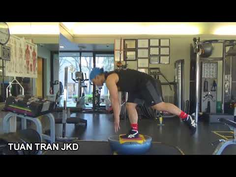 TUAN TRAN JKD Example Of My Own Training 3/12/18 HD