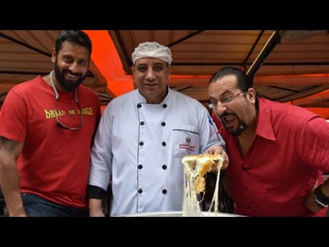 Get On An Interesting Food Journey With Rocky And Mayur