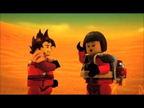 LEGO Ninjago Music Video: Nya/Kai Tribute- After The Storm Blows Through