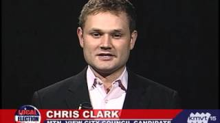 Chris Clark - 2012 Mountain View City Council Candidate