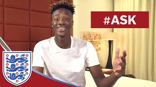 """What do you want your FIFA Rating to be?"" 