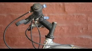 How to Adjust Bicycle Handlebars : How to Repair Bicycles