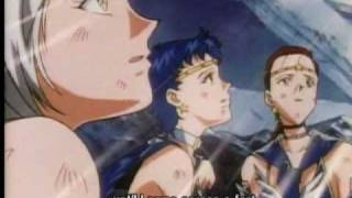 End Of Sailor Moon