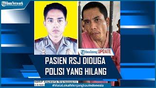 Viral Pasien RSJ Diduga Polisi yang Hilang Sejak Tsunami Aceh 2004