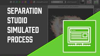 Separation Studio Simulated Process Screen Printing