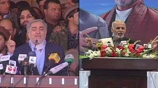 Afghan presidential election set for run-off in June