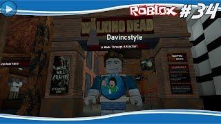 WALKING DEAD ATTRACTIE! (HORROR) - ROBLOX #34