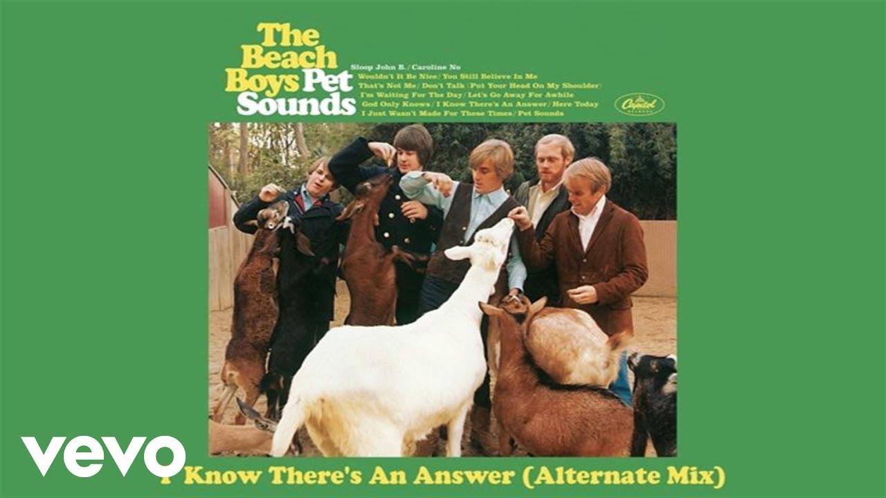 the-beach-boys-i-know-there-s-an-answer-alternate-mix-audio-thebeachboysvevo