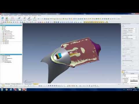 Skywalker X8 Reverse Enginnering (Geomagic Design X; SolidWorks)