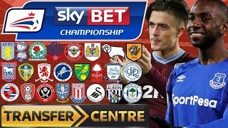 THE CHAMPIONSHIP TRANSFER RUMOUR ROUND-UP! #9 ft. Bolasie, Bryan & Grealish To Stay?!
