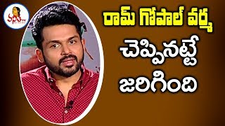 Karthi Funny Comments On RGV & Director Pandiraj | Celebrity Interviews | Vanitha TV