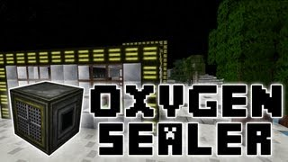 OXYGEN SEALER TUTORIAL [Deutsch] [HD] [Galacticraft] [Tekkit] [UE]