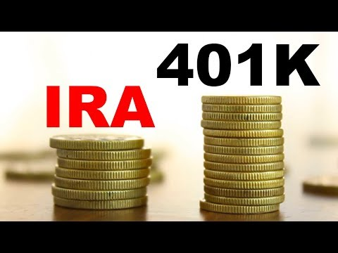 Becoming a Millionaire: Roth IRA vs 401K (What makes the MOST PROFIT)
