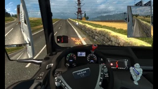 Euro Truck Simulator 2 -MP-Dani Mocanu