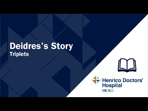 Henrico Doctors' Hospital Special Delivery - Triplets
