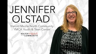 2017 Heart of the Community Recipient: Jennifer Olstad