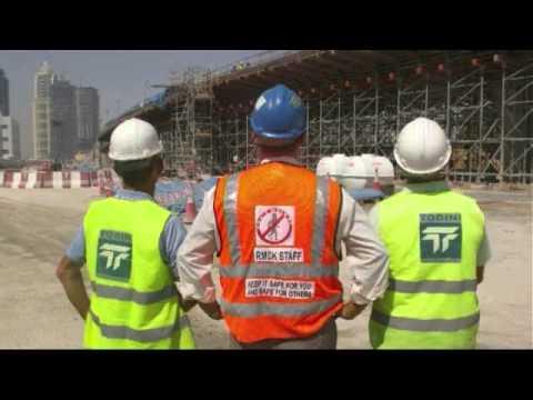 Video de Seguridad y Salud de RMD Kwikform