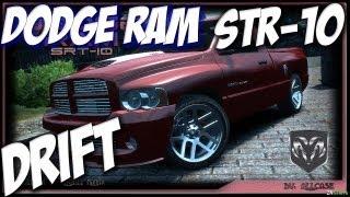 • Grand Theft Auto IV Drift de Dodge Ram STR 10