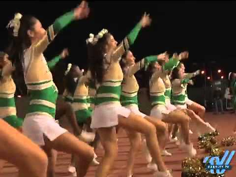 Friday Night Cheerleading in America: Long Beach Polytechnic