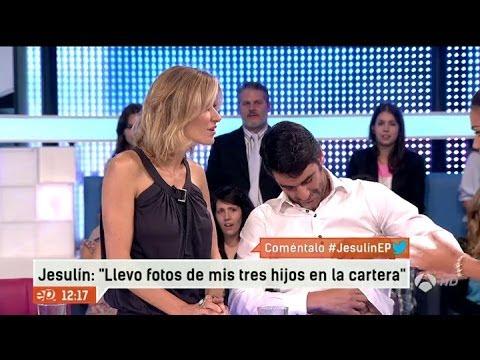 Jesul n deja plantada a susanna griso en espejo p blico for Antena 3 espejo publico hoy