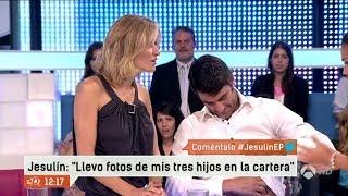 Jesulín deja plantada a Susanna Griso en Espejo Público