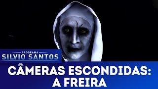 A Freira - The Nun Prank | Câmeras Escondidas (02/09/18)