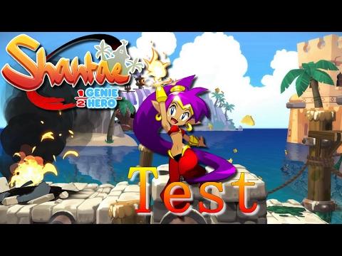 [Wii U FR] Découverte de Shantae #2 ! - By BrawlJo