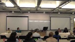Intersection Law Panel on Diverse Careers Presented By Law Students for Reproductive Justice