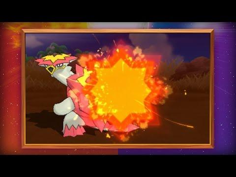 ¡Turtonator desvelado para Pokémon Sol y Pokémon Luna!
