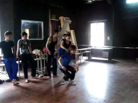 Môn Tiếng nói sân khấu - K31 - Sân khấu điện ảnh 3