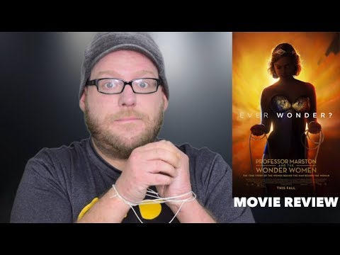 Professor Marston and the Wonder Women   Movie Review   Wonder Woman Creator Biopic