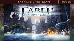 Fable Wednesday Livestream #7 I 7pm Uk - 2pm EST