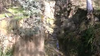 Very Deep Mined Gully,Glenluce,Victoria