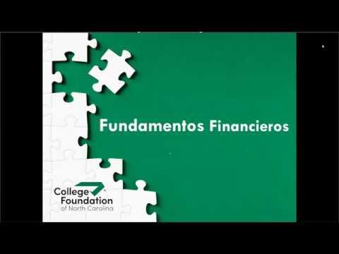 CFNC: Fundamentos Financieros en Español de College Foundation of North Carolina (CFNC)
