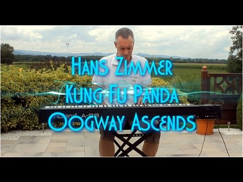 Hans Zimmer - Kung Fu Panda - Oogway Ascends - Piano Solo - HD