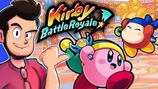 Kirby: Battle Royale - AntDude