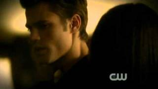The Vampire Diaries - Season1 Episode10 - Turning Point - Stefan and Elena Love Scene