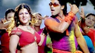 Desamuduru Movie -  Attantode Full Video Song - Allu Arjun, Rambha