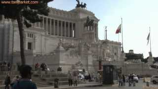 Rome, Italy 3, Collage Video - youtube.com/tanvideo11
