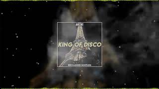 Akcent - King Of Disco (ReCharged Bootleg)