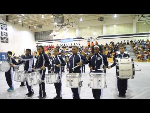 "Research Triangle Charter Academy Drumline @ ""Mike Tilley"" Competition 2015"