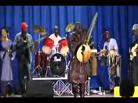 Jaliba Kuyateh.Aduna-Live in concert, Bristol, UK, Kombo Sillah Society.February 2009.DjGah.