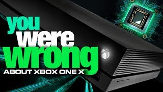 What you got Wrong about the Xbox One X - Exposed - Colteastwood