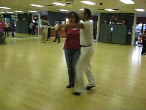 David Lopez and Melissa Stevens Bolero Routine