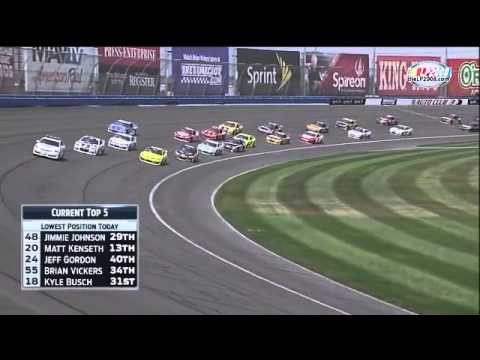 2014 Auto Club 400 at Auto Club Speedway - NASCAR Sprint Cup Series