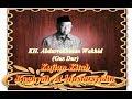 Kh Abdurrakhman Wakhid Gus Dur - Kajian Kitab Bughyah Al Mustarsyidin